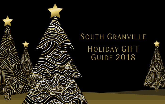 South Granville Holiday Gift Guide 2018
